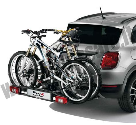 porta bici x auto portabici su gancio traino