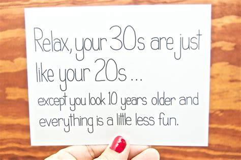 Quote 30th Birthday Happy 30th Birthday Inspirational Quotes Quotesgram