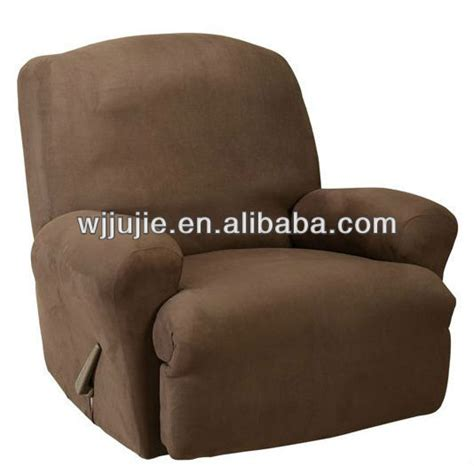Recliner Arm Protectors by Stretch Suede Recliner Chair Arm Covers Buy Recliner
