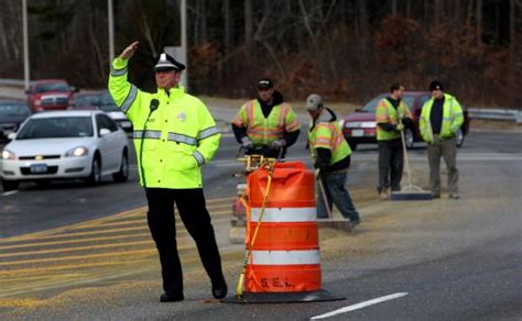 chiefs defend use of for traffic the boston globe