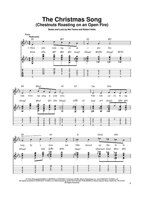 the christmas song chestnuts roasting on an open fire sheet music for piano and more