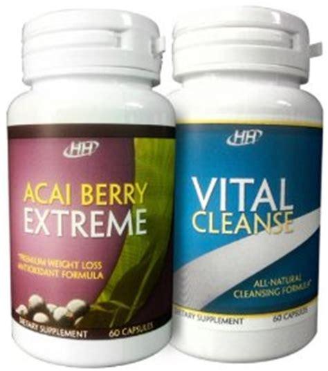 Vital Detox Colon Cleanse by Acai Berry Vital Colon Cleanse Set Review Pros