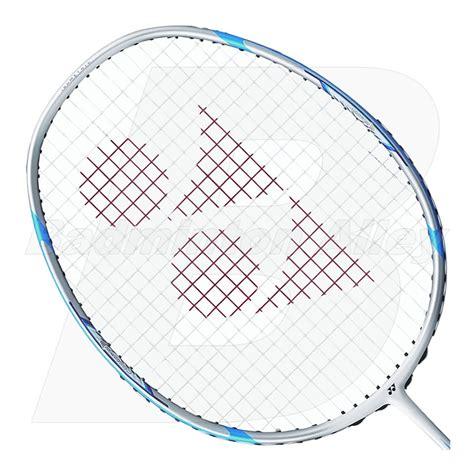 Raket Yonex Arcsaber 3 Fl yonex arcsaber 3fl marine 2011 feather light badminton racket