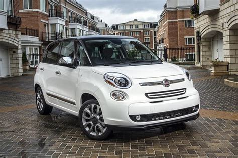 fiat 500 vs fiat 500l 2014 fiat 500l vs 2016 fiat 500x what s the difference