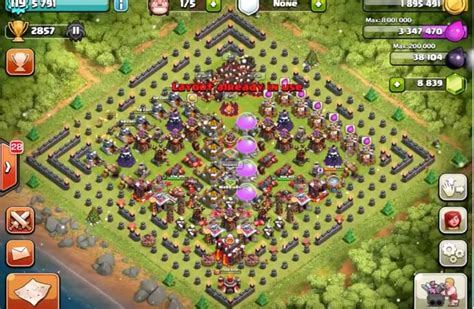 coc christmas layout new clash of clans christmas tree base layout product