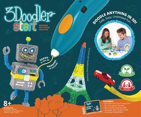 start a doodle 3ders org 3doodler start new 3d printing pen for