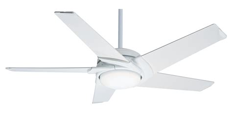 casablanca fan company 59165 54 quot white ceiling fan stealth dc led 59165 casablanca