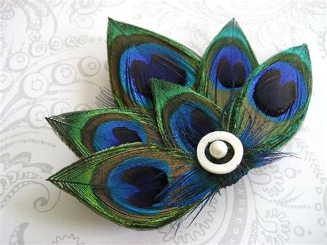 tattoo lotus feather allison feather hair clip peacock eye lotus flower with