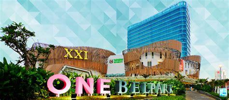 Xxi One Belpark one belpark tempat mengekspresikan gaya hidup sepuasnya