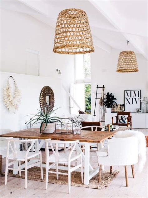 Bohemian Dining Room 7 Beautiful Bohemian Dining Rooms We Cloverdesain