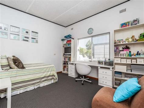 built in desk bedroom retro bedroom design idea with carpet built in desk using white colours bedroom photo 1217185