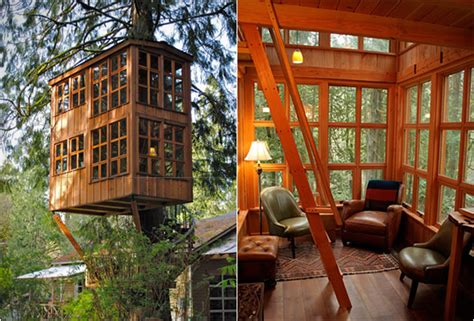 Eco Homes Sustainable Tree Houses Home And Gardening | tiny houses and tree house villages eco houses and