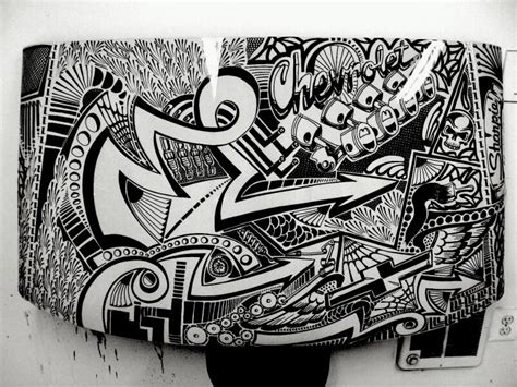pattern sharpie art how to look sharp with a sharpied car solidsmack com