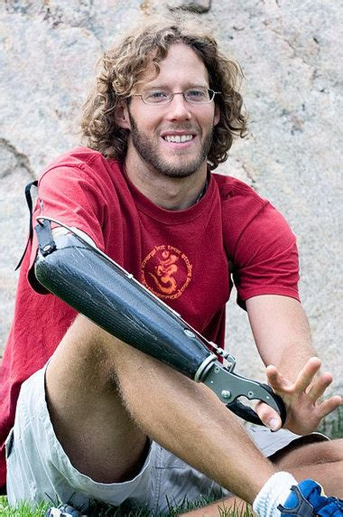 rock climber that cut off his arm hiker who sawed his arm off to save himself comments on