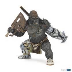 figurine mutant gorille figurines le monde fantastique