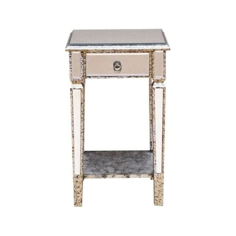 Glass Bedside Drawers by Glass Bedside Table Shop For Cheap Products And Save