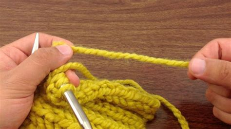 adding yarn in knitting how to knit adding a new of yarn new stitch a day