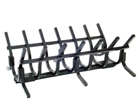 vertical fireplace grate see thru sided fireplace grate grate wall of