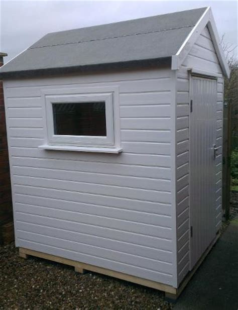 Cladding For Sheds by Upvc Sheds