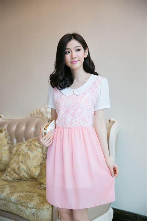 Grosir Baju Murah Jual Dress Murah Terbaru Mini Maxy Aq001 mini dress lengan panjang bunga model terbaru jual murah