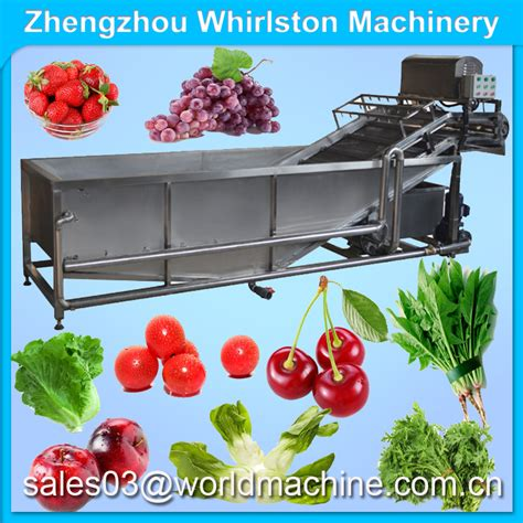 03 fruit and vegetable washer automatic high pressure washer commercial fruit vegetable