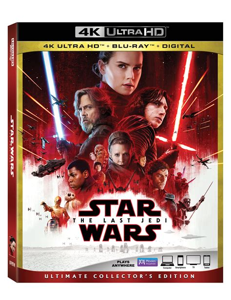 libro star wars the last star wars the last jedi comes home starwars com