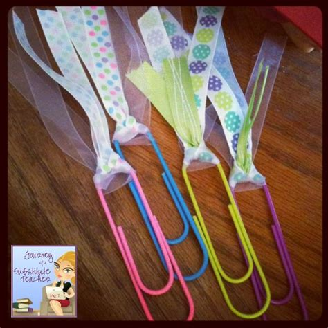 How To Make A Paper Clip Bookmark - 1000 images about bookmarks for book week on