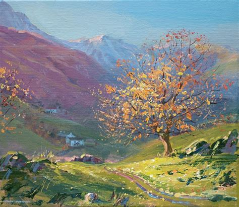 Painting Better Landscapes 13 tips for better impasto landscapes how to artists