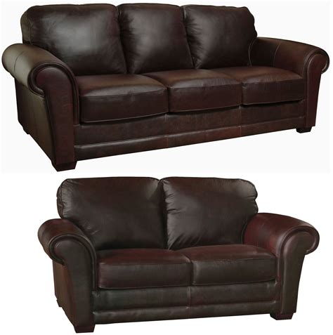 spagnesi italian leather sofa mark italian leather living room set from luke leather