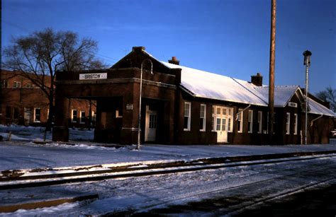 bristow oklahoma depot 187 frisco archive