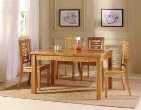 Dining Room Table Wood Design Of Wooden Dining Set From Chaina Wood The House