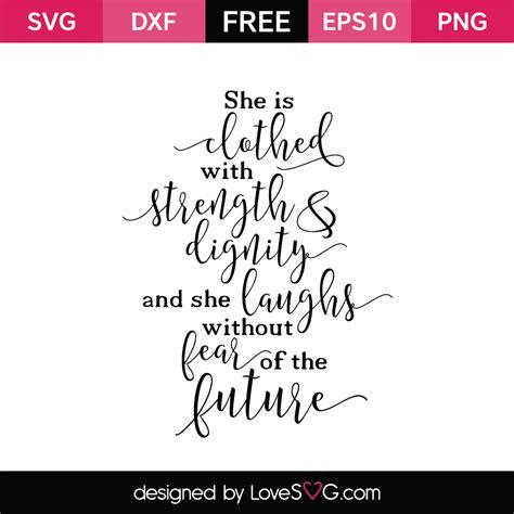 proverbs 31 25 lovesvg