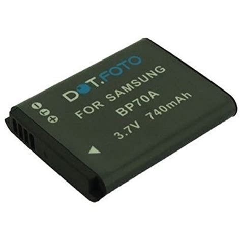 Battery Samsung Bp 70a By Yesmart battery ea bp70a for samsung aq100 es65 es67 es70