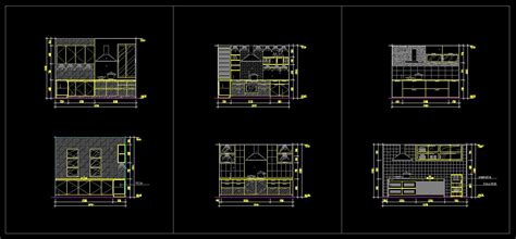 kitchen cabinet cad blocks kitchen design template cad files dwg files plans