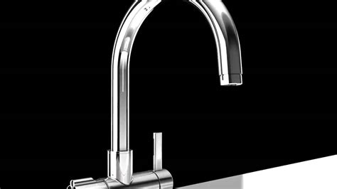 How To Replace Your Kitchen Sink by Grohe Red Duo Water Tap Kitchen Sink Mixer Youtube