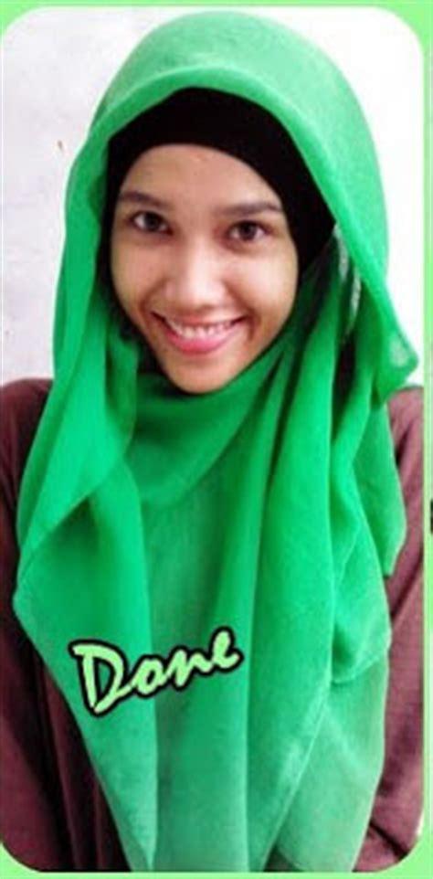 vidio tutorial jilbab segi tiga cara memakai jilbab segitiga yang simpel