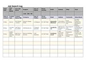 Search Log Template by 6 Best Images Of Search Log Template Printable