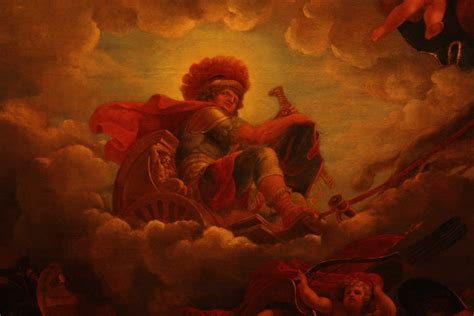 The Gods Of Mars mars god of war origin of the martial arts scifighting