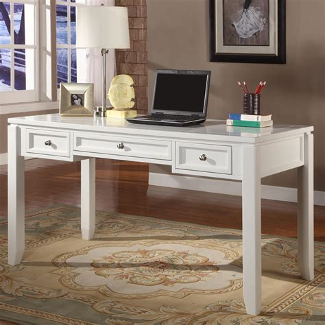 house boca 57 quot writing desk with 3 drawers johnny