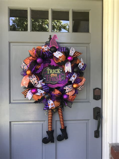 How To Make A Wreath For My Front Door