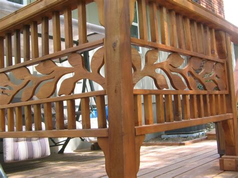 custom banisters by b o b reincarnations