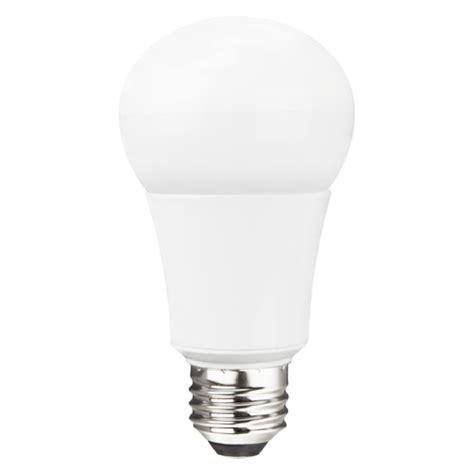60 Watt Led Light Bulb A19 Led Light Bulb 60 Watt Equivalent Energy Led10a19dod27k Ppp Destination