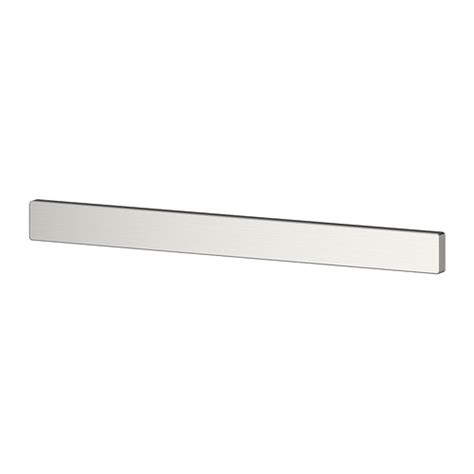 ikea kitchen knives grundtal magnetic knife rack stainless steel 40 cm ikea