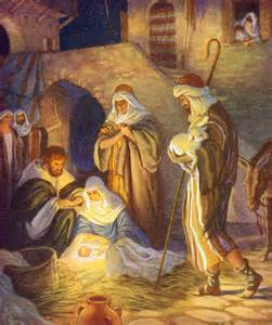 Mary and joseph star shining forever