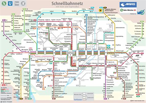 trains germany map munich map