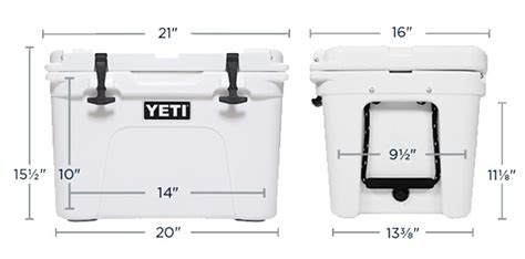 dimensions of a 35 quart yeti cooler yeti tundra 35 cooler review