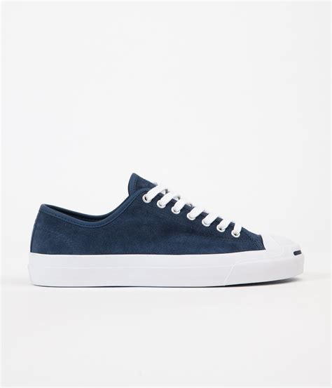 Converse Purcell Jp Ox Navy White converse x polar purcell jp pro ox shoes navy