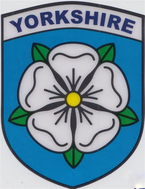ebay yorkies county flag vinyl car window sticker ebay