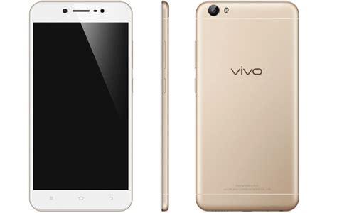 Vivo V5 Lite 3gb 32gb Crown Gold sekilas spesifikasi vivo v5 lite dan v5 plus berapa