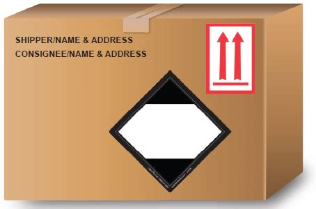 printable excepted quantity label shipping limited quantities excepted quantities and orm